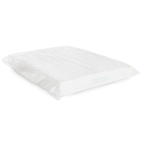 LUCID 6 mil Mattress Bags for Storage & Moving ...