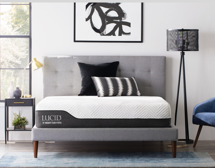 Mattresses, Bedding and Accessories - Lucid